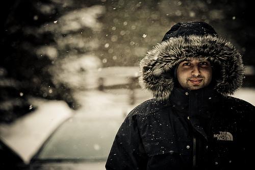 kurtawa zimowa