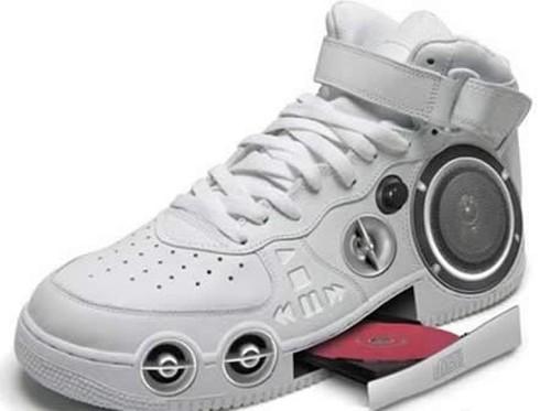 buty do słuchania muzyki